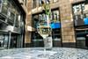 Stadtrundgang Mainz - Ein Glas Wein am Probierstand (J.Weyerhäuser) Tags: mainz wein winzer malakoff passage weinprobierstand