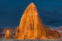 Spirits of Cathedral Valley (Ralph Earlandson) Tags: cathedralvalley utah capitolreef sunrise templeofthesun desert coloradoplateau