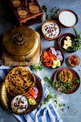 Punjabi Aloo Paratha (Sia Krishna) Tags: paratha alooparatha potatorecipe monsoonspice foodstyling food foodie foodphotography foodblogger foodstilllifephotography foodblog indianbreads indianfood indiancuisine indianrecipe vegetrarian indianvegetarianthali