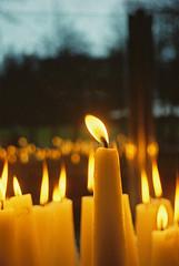 Lourdes Candles (1)