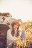 1M8A8513 (mozzie71) Tags: teen 13yo auusie star dancer model actress sunset summer sun glow golden cute cowgirl cowboy hat