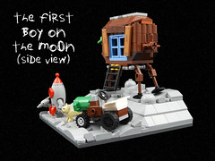 PLEASE VOTE! - Moments in Space Competition (justin_m_winn) Tags: lego ideas moments space competition first boy moon