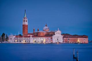 Chiesa di San Giorgio Maggiore & Night Lights