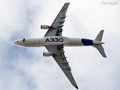 F-WWCB (@Eurospot) Tags: f fwwcb airbus a330 a330200 toulouse blagnac