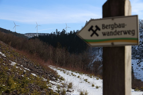 Bergbauwanderweg Ramsbeck