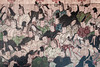 Meeting in Heaven (campra) Tags: japan 奈良 nara temple buddhist buddhism 櫻井 hasedera 長谷寺 painting wood council heaven