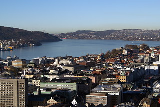 Bergen by -|- City of Bergen