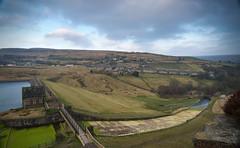 Butterley Reservoir & Marsden CC, Netherley & Pule Hill from Binn Lane near Ing Lees, Marsden,  W. Yorkshire (kyliepics) Tags: olympus e520 evolt520 olympuszuikodigital1122mmf2835 srbpsizend093stopfilter darktable addedtogroups