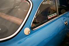 (<mmb>) Tags: 35mm agfa alfaromeo analog auto automobile blue car carlisle contax film gtv pennsylvania rx vistaplus200