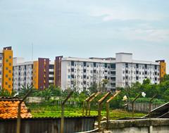 Rusun Pesakih (Ya, saya inBaliTimur (leaving)) Tags: jakarta building gedung architecture arsitektur apartment apartemen