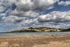 Menorca_Cala Tirant (Tatjana_2010) Tags: menorca himmel wolken meer insel calatirant balearen sand möwe