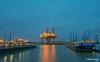 27/01/2018 | Botlek (SB-2013) Tags: port rotterdam seafox 5 five ship vessel nlrtm botlek geul centrale verolme shipyard offshore off shore 27 january 2018 megaship megaships sander broerse