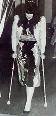 jmari3 (jackcast2015) Tags: handicapped disabledwoman crippledwoman crutches amputee hdamputee hipdisarticulation