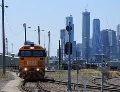 PN Shunt Unit 8122 (damoN475photos) Tags: pn shunt unit 8122 exnsw freightcorp freightrail nationalrail dynon 2018