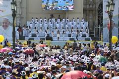 Rezo del Angelus (Arzobispado de Lima) Tags: seleccionar