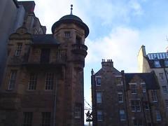 Spire (lkeogan89) Tags: scotland travel adventure wanderlust edinburgh spire architecture cloud blue sky