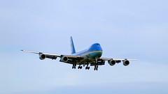 airforceone_03_25012018_10'15 (eduard43) Tags: airforceone usa amerika vereinigtestaaten zürichkloten wef davos 2018 januar boeing 747200b präsident airport aircraft airplains approach landung