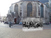 grote kerk bevrijding van Alkmaar 1945 (Steven Extra) Tags: tweedewereldoorlog bevrijding1945 alkmaar toen en nu timewarp grote kerk