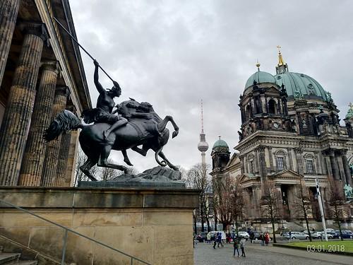 Berlim, Dom, Alte Museum