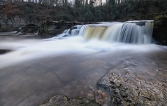 Richmond Falls (craigdwilkinson) Tags: waterfall motionblur riverswale richmond richmondfalls northyorkshire