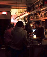 Michael McIlroy, Attaboy, New York City, USA (Plan R) Tags: bartender cocktail bar attaboy nyc newyork dark indoor leica m 240 noctilux 50mm