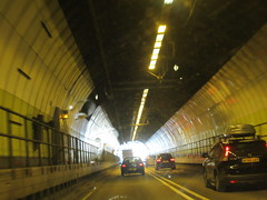 Sunday, 18th, In the Dartford tunnel IMG_3750 (tomylees) Tags: dartfordtunnel london february 2018 18th sunday project 365