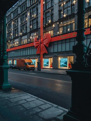 TSUM store near The Bolshoy Theatre / ЦУМ рядом с Большим Театром