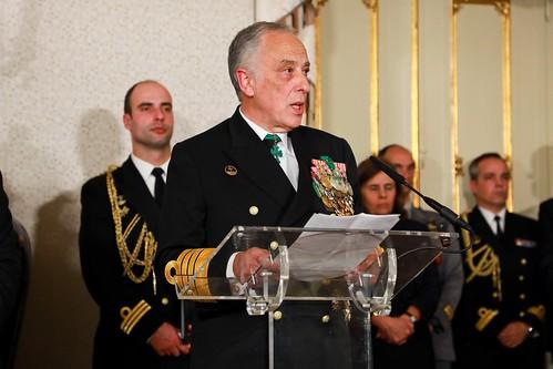 Rui Rio no Palácio de Belém