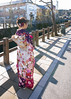 Young woman in furisode kimono in traditional Japanese town (Apricot Cafe) Tags: img76905 asia asianandindianethnicities healthylifestyle japan japaneseethnicity japaneseculture katoricity kimono sawarakatori sigma20mmf14dghsmart buildingexterior candid carefree celebration ceremony charming chibaprefecture colorimage cultures edoperiod formalwear fulllength furisode grace hairstyle happiness lifestyles morning oneperson onlyjapanese onoriverchibaprefecture outdoors people photography railing realpeople rearview relaxation river seijinnohi smiling standing street sunlight sustainablelifestyle toothysmile tradition traditionalclothing traveldestinations women youngadult