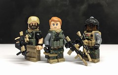 MARSOC (LJH91) Tags: marsoc military christo7108 kirk operator pmc minifigures lego custom navyseal blade