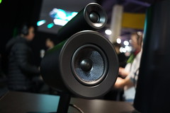 CES 2018 (raystrazdas) Tags: las vegas ces 2018 consumer electronics show razer gaming tech technology pong game boy goretro mercedes benz canon sony samsung lg smart cars gibson guitar hey google dji ronin sennheiser audio technica