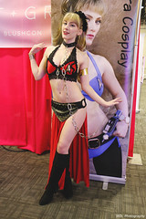 IMG_6987 (willdleeesq) Tags: animeimpulse animeimpulse2018 cosplay cosplayer cosplayers startrek starwars slaveleia