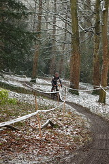 DSC_0078 (sdwilliams) Tags: cycling cyclocross cx misterton lutterworth leicestershire snow