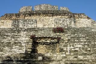 Chacchoben - Temple 24