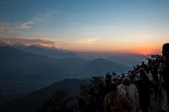 Sunrise at Sarangkot (tclemitson) Tags: annapurnas himalayas nepal pokhara sarangkot sunrise westerndevelopmentregion