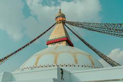 Baudhanath Stupa, Kathmandu, Nepal (Sajivrochergurung) Tags: travel nepal stupa buddhist kathmandu