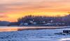 _DSC0100 (johnjmurphyiii) Tags: 06457 clouds connecticut connecticutriver dawn harborpark middletown originalnef sky sunrise tamron18400 usa winter ice johnjmurphyiii snow