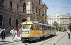 2003-07-03 Brno Tramway Nr.1099 (beranekp) Tags: czech brno brünn tram tramway tranvia tramvaj strassenbahn šalina električka elektrika 1099