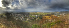 Stirling Panorama (FotoFling Scotland) Tags: panorama wallacemonument stirling stirlingcastle