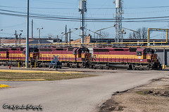 WC 7637, 7498, 7532 | EMD SD45 | CN Johnston Yard (M.J. Scanlon) Tags: cnjohnstonyard memphis railroad tennessee wc wisconsincentral wc7637 sp8960 nhl6435 emd sd45 wc7498 wc6677 nrex6419 wc6498 bn6677 wc7532 nrex6420 bn6560 wc6560 sp espee southernpacific nhl helmleasing nrex nationalrailwayequipment bn burlingtonnorthern slsf frisco stlouissanfranciscorailway cn cnfultonsub tree sky digital merchandise commerce business wow haul outdoor outdoors move mover moving scanlon mojo canon eos engine locomotive rail railway train track horsepower logistics railfanning steel wheels photo photography photographer photograph capture picture trains railfan slsf929