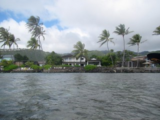 Picture from Maunalua Bay Kayak Trip