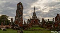 Ayutthaya - 21 (Lцdо\/іс) Tags: ayutthaya thailande thailand thailandia thai capital siam asia asian asie temple bangkok lцdоіс city historic citytrip oldcity town tourisme phra nakhon si พระนครศรีอยุธยา uthong ramathibodi king