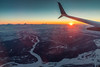 Approaching Fairbanks (Markus Trienke) Tags: aerial river evening landscape alaskarange denali sunset mountains 737 wing aircraft plane flight salcha alaska usa us