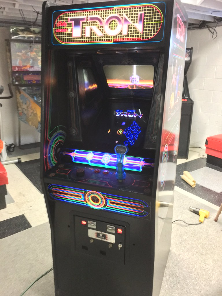 The World's Best Photos of arcade and tron - Flickr Hive Mind