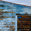 Blue Shed (jtr27) Tags: dscf6894xl jtr27 fuji fujifilm fujinon xt20 xtrans xf 50mm f2 f20 wr rwr blue shed building newhampshire nh weathered wood peelingpaint