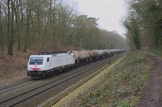 DB Cargo 189 823, Venlo