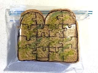 Moldy Sandwich Puzzle