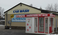 Pet Wash (Hear and Their) Tags: pet wash car amherstburg