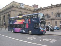 Go North East 6314 (NK67 EBJ). Neville Street, Newcastle (captaindeltic55) Tags: