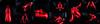 Dark red (llbdevu) Tags: red zentai black shiny holographic sparkling catsuit lycra spandex tight boy men tights posing contortion gymnast unitard costume fetsfash skinsuit bodysuit mask gloves socks